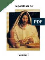 Capa do Livro Deposito de Fe VOL 1