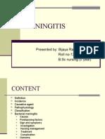 Meningitis( Completed)