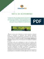 Gacetilla 15 Selva Es Ecoturismo