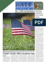 The Oredigger Issue 02 - September 14, 2009