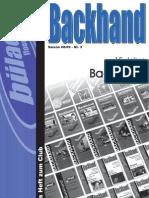 Backhand 2008/2009 Nr. 3