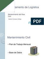Presentación Mantenimiento Civil