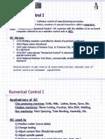 Numerical Control Module UTeM