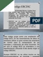 Codigo EBCDIC