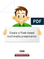 Create a Flash Multimedia Presentation