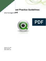 QlikView Best Practices - Development v0.5 (1)