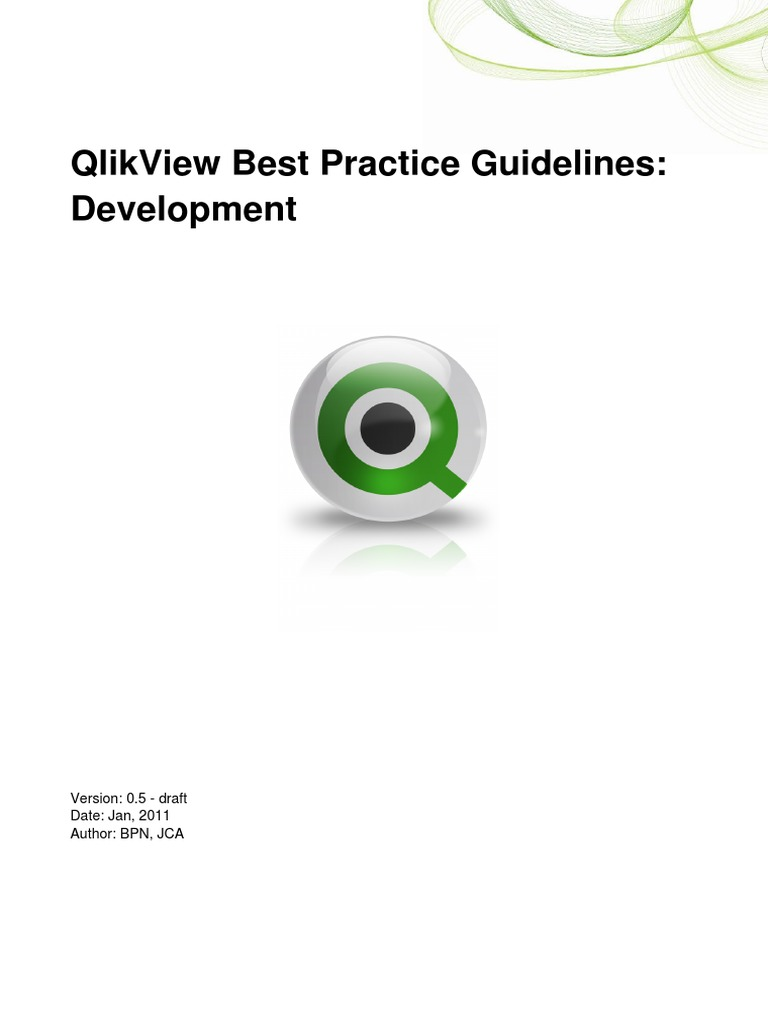 Qlikview best practices development v05 1 version control qlikview best practices development v05 1 version control software development process fandeluxe Image collections