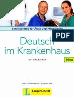 Lehrbuch-Deutsch Im Krankenhaus