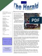 Jan 2014 Zion Herald Newsletter