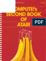 COMPUTE!'s Second Book of Atari