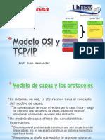 Modelo Osi y Tcp