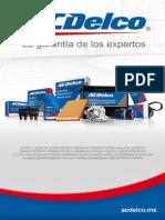 Catalogo ACDelco 2013