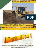Curso Capacitacion Operacion Tractor Cadenas d7r Caterpillar