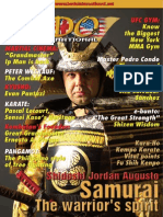 Martial Arts Magazine Budo International December 2013
