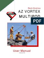 Vortex Multipod Manual