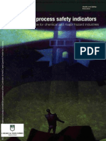 HSG254 Developing Process Safety Indicators