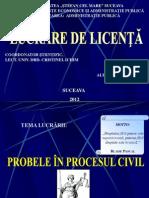 Proces Civil