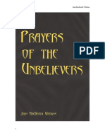 Prayers of the Unbelievers