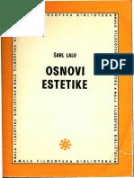 53416378 Sarl Lalo Osnovi Estetike