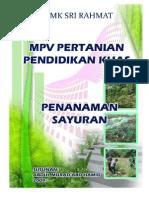 Buku Pertanian Pendidikan Khas -TULISAN  ABDUL MURAD ABD HAMID- SMK SRI RAHMAT , JOHOR BAHRU, MALAYSIA
