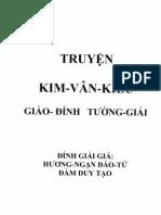 Kim Van Kieu Dam Duy Tao Luoc Giai Phan  A