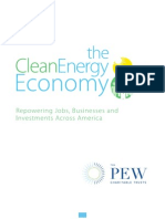 PEW Clean Economy Report