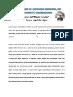 La Ley del medio excluido.pdf