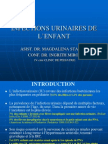 Cours 3 - Infections Urinaires