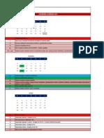 Calendario 2014 Final
