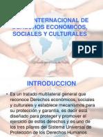 Pacto Internacional de DESC