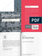 140802544 Richard Schechner Performance Theory Towoards a Poetics of Performance