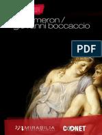 Decameron Boccaccio
