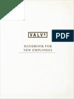Valve New Employee Handbook