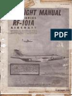 1958-12-15 RF-101 Aircraft Flight Manual SQ