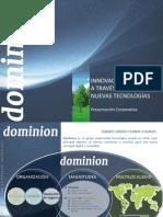 Presentación Dominion 2013