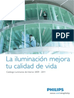 Catalogo de Luminarias Philips
