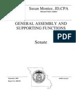 Senate Audit