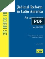 Latin Judicial Reform
