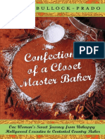 Confections of a Closet Master Baker by Gesine Bullock-Prado - Excerpt
