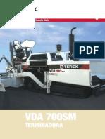 TEREX VDA 700SM
