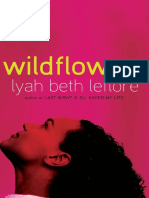 Wildflowers by Lyah Beth LeFlore - Excerpt