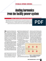 Eliminating Harmonics From the Facility Power System