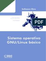 Sistema Operativo Gnulinux Basico