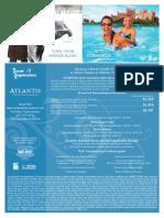Great Deals from Atlantis Paradise Resort Bahamas