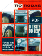 jeep cj5 teste revista quatro rodas 1964 [jipenet]