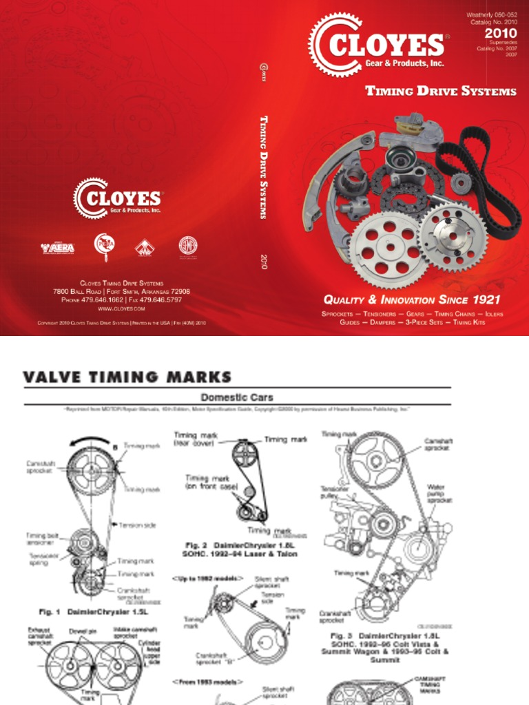 Timing diagramspdf toyota v6 engine fandeluxe Choice Image
