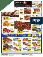 Safeway超级市场1月8日到14日优惠