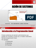 Cap 9 - Optimiz Prog Lineal