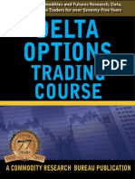 Commodity Research Bureau Delta Options Trading Course