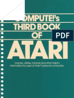 COMPUTE!'s Third Book of Atari